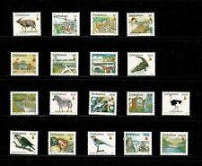 DE930 ZIMBABWE 2000 Fauna, Industry and development MNH