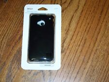 Authentic Verizon Silicone Cover: HTC One X - Black (NEW) High Gloss