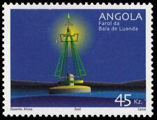 "ANGOLA 1229 - Architecture ""Luanda Bay Buoy"" (pa49370)"
