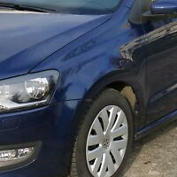 VW POLO WING 09 - 2017 SHADOW  BLUE LD5Q  PASSENGER SIDE N/S