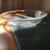 Small Pyrex Pie Dish