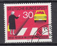 BRD 1971 Mi. Nr. 673 Gestempelt LUXUS!!!