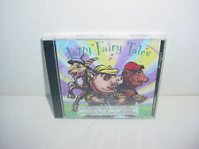 Jazzy Fairy Tales Music CD New
