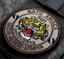KANDAHAR POLO CLUB PRO-TEAM NATO AWACS SQ1 2012-13 MAZAR-AUDERE-SEMPER