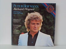 """PETER HOFMANN RICHARD WAGNER RSO STUTTGART IVAN FISCHER 12"""" LP FOC (L5039)"""