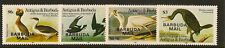 BARBUDA : 1985 Audubon  overprinted BARBUDA MAIL SG 794-7 unmounted mint
