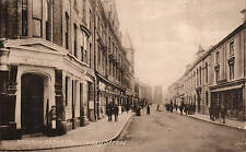 Newton Abbot. Courtenay Street by Frith # 47823. Bank.