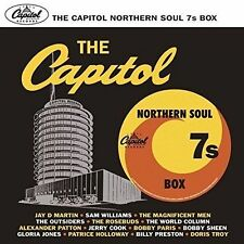 The Capitol Northern Soul 45s Vinyl