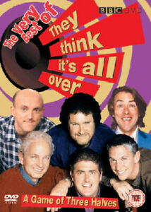 They Think It's All Over: 10th Anniversary DVD (2005) David Gower cert 15