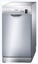 Bosch SPS53E18EU Geschirrspüler 45cm freistehend / Silber / Edelstahl / EEK A+