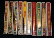 10 Volumes of Adventures in Odyssey audio series Cassettes +CDs (59 tapes/6 CDs)