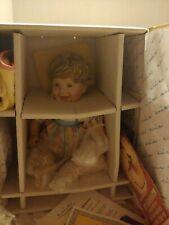 Vintage Danbury Mint Doll-At The Beach C1332