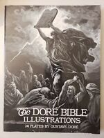 THER DORE BIBLE ILLUSTRATIONS PAPERBACK BOOK 241 Plates by GUSTAVE DORE 1974