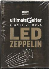 Guitar World  Led Zeppelin Box Set : Book and DVD +Guitar Picks New Sealed