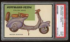 1954 World On Wheels #129 Hoffman -Vespa PSA 9 MINT #26127202