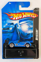 2007 Hotwheels Mystery Car Riley & Scott MK III Blue 18/24 Very Rare!