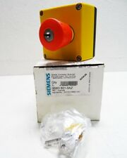 04 pulsadores-unused//embalaje original 5x siemens 3sb3 001-0aa61 3sb3001-0aa61 e