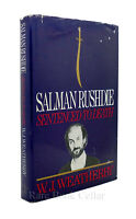 W. J. Weatherby SALMAN RUSHDIE SENTENCED TO DEATH  1st Edition 1st Printing