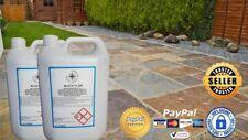 2 x 5 Litre Bottles Black Fluid Outdoor Cleaner/Fluid Very Strong Disinfectant