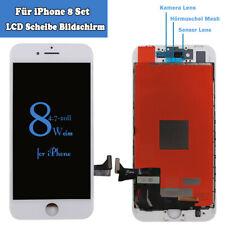 LCD Display für iPhone 8 4.7'' RETINA Glas Scheibe Bildschirm Touch NEU Weiss