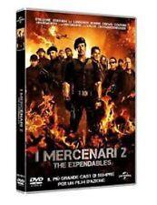 Dvd I Mmercenari 2. The Expendables (2012)......NUOVO