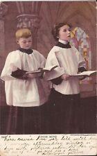 Choir Boys - UDB - 1905