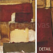 """LINEAR CONVERSATIONS I (24""""x36"""") and II (24""""x36"""") SET by MARC JOHNSON 2PC CANVAS"""