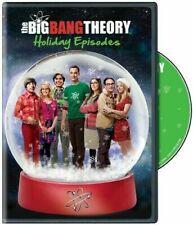 The Big Bang Theory Holiday Episodes DVD Eco Amaray Case Subti