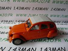 NOREV Citroën 2CV Rudolph 1:43 Voiture Blanche