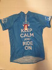 Scudo Pro Cycling Jersey Unisex Sleeved Bike Shirt (XL) NWT