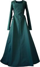 Mittelalter Karneval Gothic Kleid Gewand Kostüm Eleonore Maßanfertigung Farbwahl