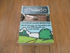Vintage Art Linkletter Citizens Band REceiver USA Boxed CB-23 Deadstock *READ**