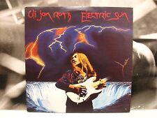 ULI JON ROTH / ELECTRIC SUN - EARTHQUAKE & FIRE WIND 2 LP 1988 UK REISSUE LP123D