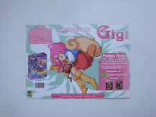 Catalogue DVD série animée Gigi Minky Momo Megaman Jem Oiver Twist Ipp...