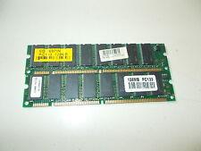 SDRAM, 2 x 128 MB PC-133, 168 pin, #SU-44
