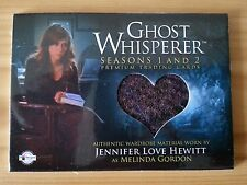 GHOST WHISPERER JENNIFER LOVE HEWITT WORN COSTUME PIECEWORKS TRADING CARD GC-2