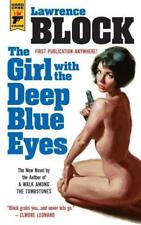 Lawrence Block-The Girl With The Deep Blue Eyes  BOOKH NEU