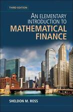 Ross, Sheldon M.-Elementary Introduction To Mathematical  (UK IMPORT)  BOOKH NEW