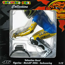 1:12 Minichamps Figurine GP Sachsenring Rossi 2006