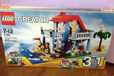 Lego Creator Sets - Seaside House Sea Side 3 In 1 - 415 Pieces - New In Box