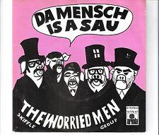 WORRIED MEN SKIFFLE GROUP - Da Mensch is a Sau