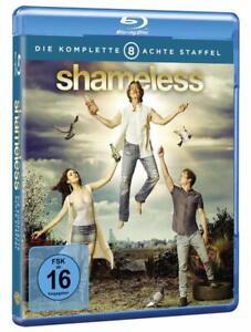 Shameless - Die komplette 8. Staffel [2 Blu-ray's/NEU/OVP] William H. Macy,