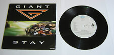 "Giant Stay 7"" Single - EX"