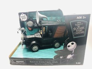 Disney The Nightmare Before Christmas RC Car w/Lights The Mayor Exclusive