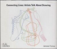 Connecting Lines Artists Talk About Drawing British Library 2CD Audio FASTPOST