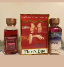 Flori' S Duo Anti-Taches Gommant Serum and Lotion
