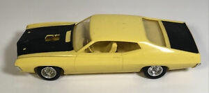 Vintage 1970 Ford Torino Cobra Promo Car