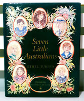 Seven Little Australians! Vintage 1984 HC / DJ Book by Ethel Turner!