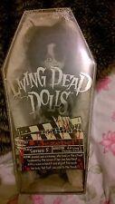 Poupée Living Dead Dolls JEZEBEL série 5 VARIANT rare neuf nrfb new