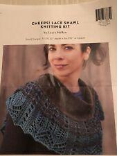 Cheers! Lace Shawl Knitting Kit